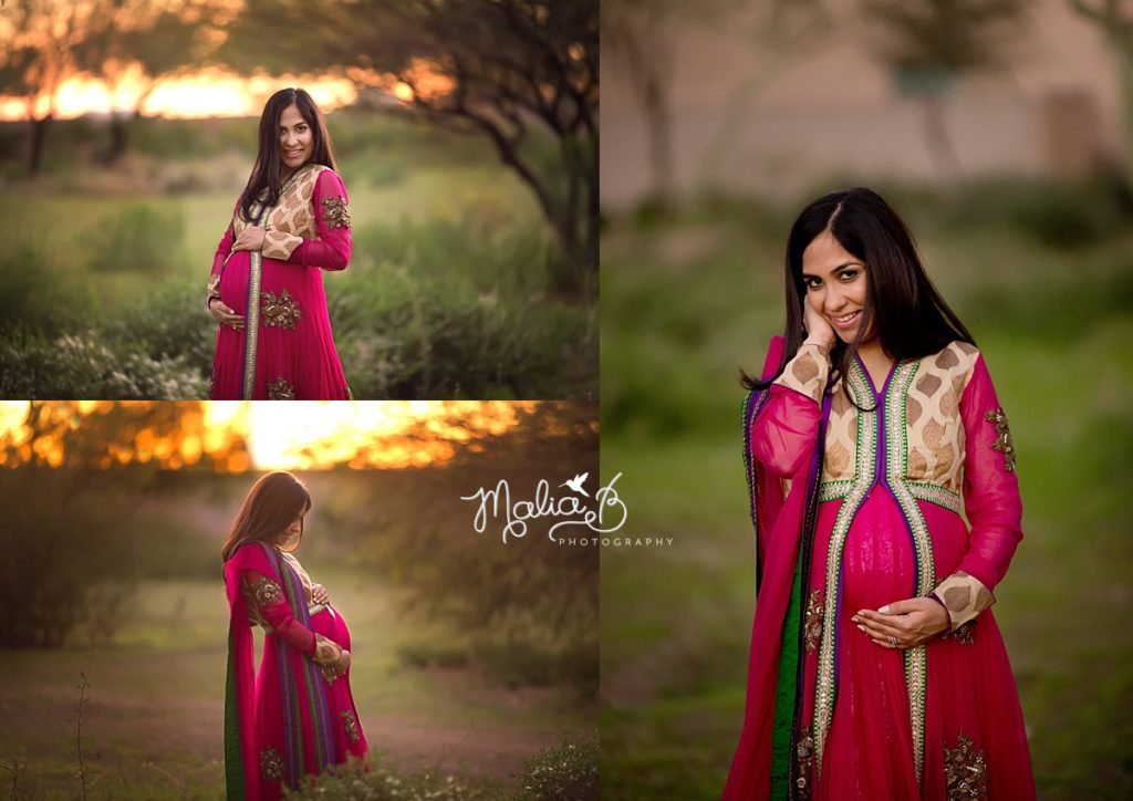 a100c1838fb Traditional Indian Dress Maternity Session